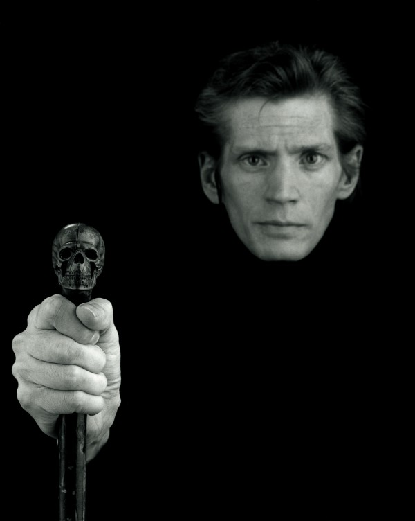 autoportrait mapplethorpe