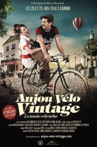 Affiche Anjou