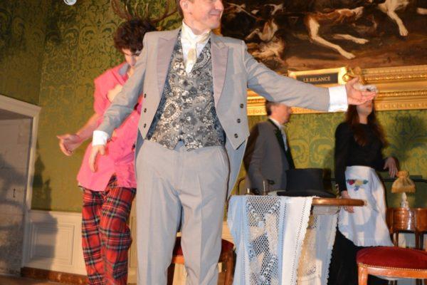 Christophe Barbier comédien