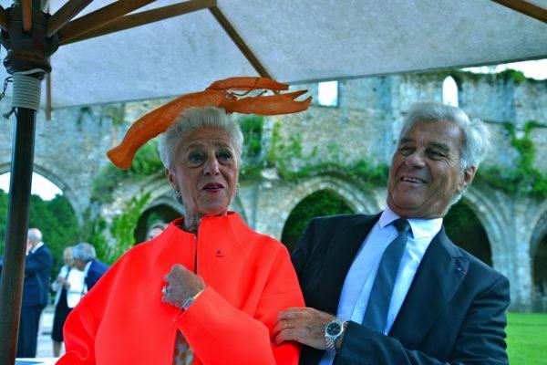 Chapeau homard Marie Mercié