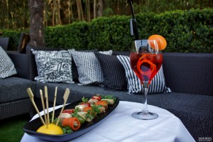 River Café Garden Cocktail