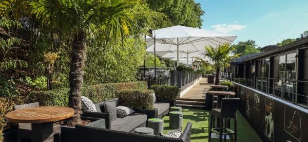 river café garden terasse