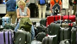 bagage enregistrement avion