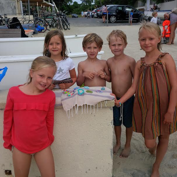 looms enfants Côte du sud Pyla