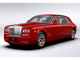 30 Rolls-Royce Phantom