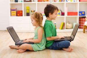 enfants et ordinateurs