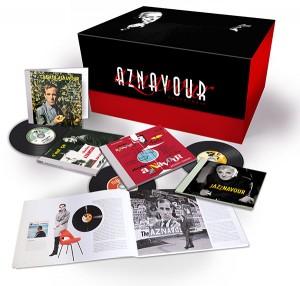 Aznavour anthologie 60 CD.