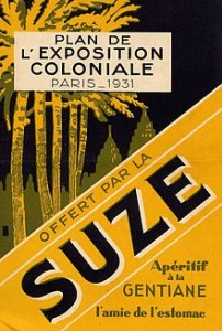 Suze. Exposition coloniale.