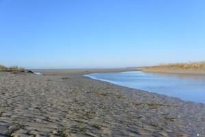 traversée de la baie de Somme.