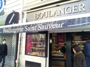 Boulangerie pâtisserie St Sauveur des Seigneur.