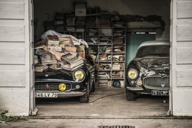 Collection Baillon. Voitures. Rétromobiles. Art curial.
