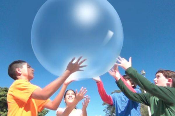 Wubble. Bulle ball. ballon bulle bulle ballon 2