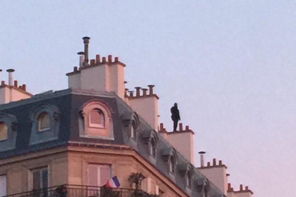 manifestation républicaine. Paris