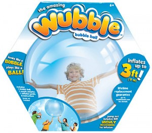 wubble emballage