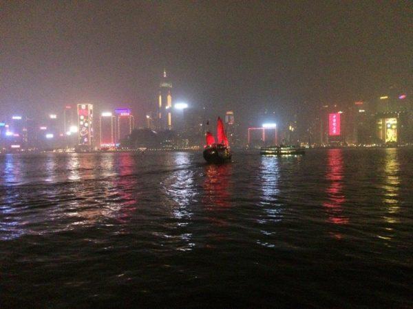 HONG KONG nuit