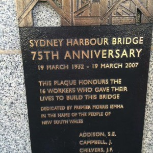 Sydney. bridge