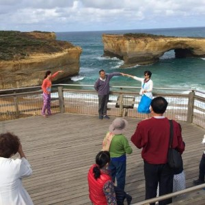 great ocean road arch