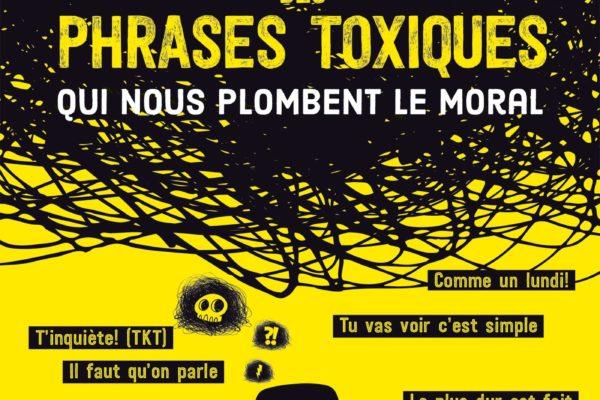 Petit décodeur des phrases toxiques qui nous plombent le moral.