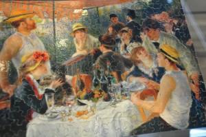 Puzzle Michèle Wilson. Renoir
