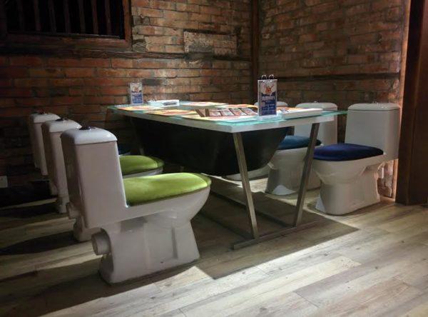 WC Café Restaurant Shangai