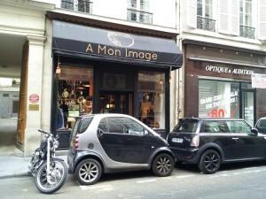 A Mon Image. Boutique.