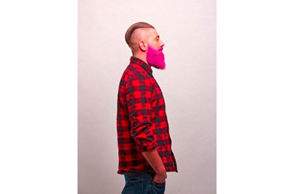 barbe rose,