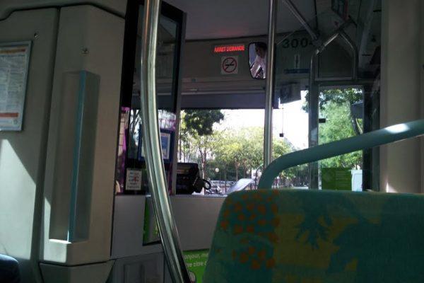 arrêt bus demandé