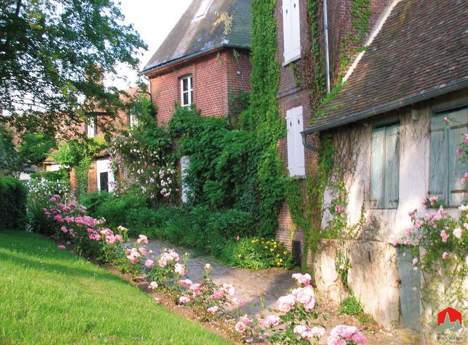 Gerberoy En Picardie Un Des Plus Beaux Villages De France