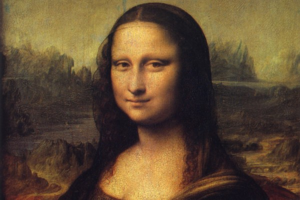 la joconde. Mona Lisa.