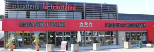 La Trinitaine. Magasin d'usine.