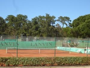 arcachon.Tennis club.