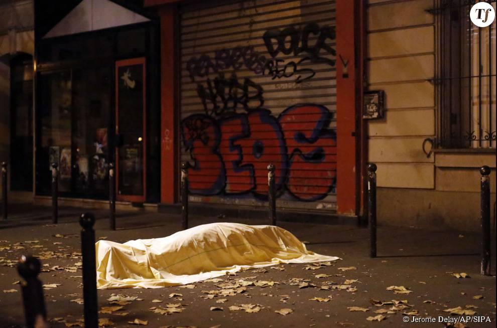 attentat du 13 Novembre à Paris