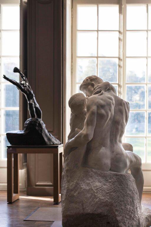 musée rodin baiser