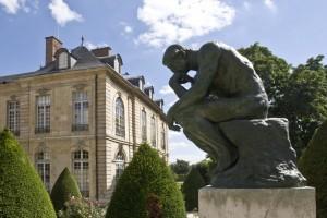 musée rodin le penseur