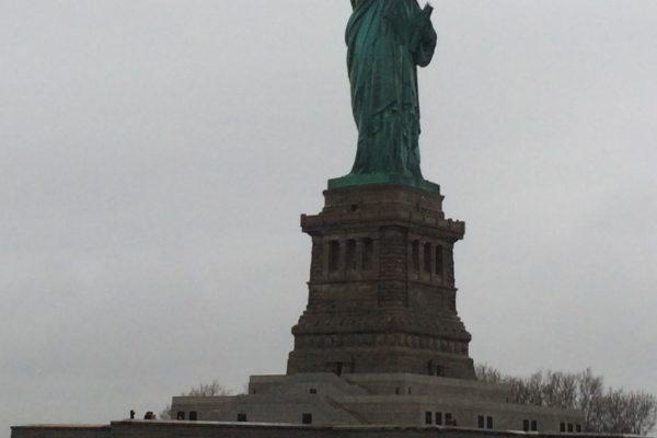 Statue de la Liberté. New York.