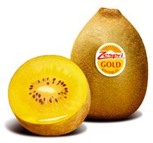 kiwi zespri gold ou kiwi jaune