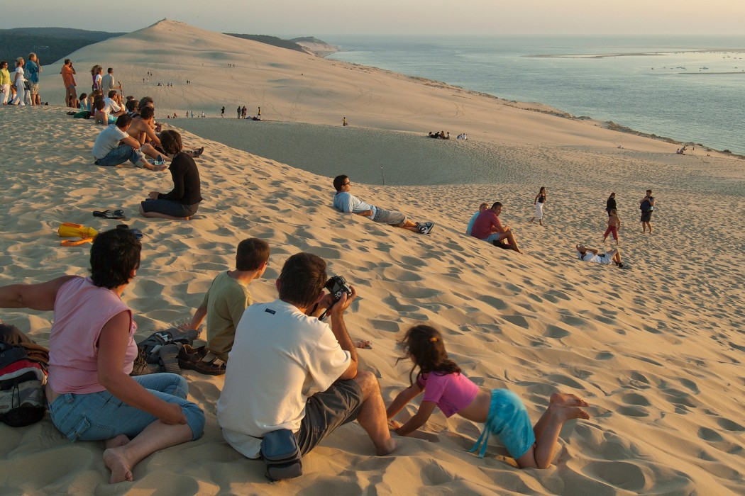 Dune du Pilat. Alamy.