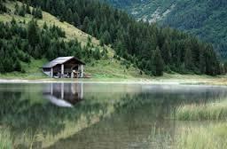 lac tuéda l'été.
