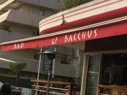 le Bacchus au Moulleau.