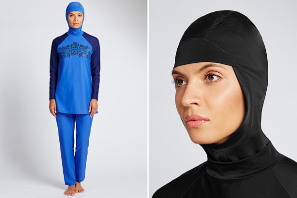 Burkini marks et spencer
