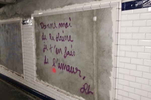 métro haine