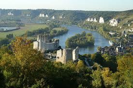 les andelys chateau Gaillard.