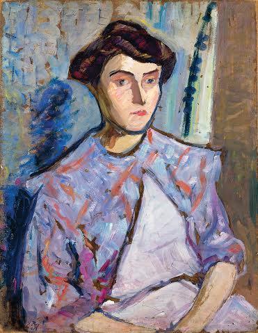 La Pétronille. Années Fauves.1902.
