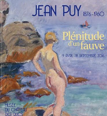Jean Puy. Affiche. Musée des ducs de Montbéliard.