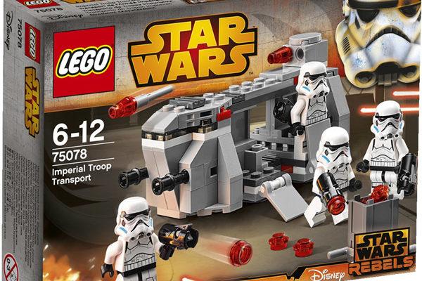 Lego. Star wars