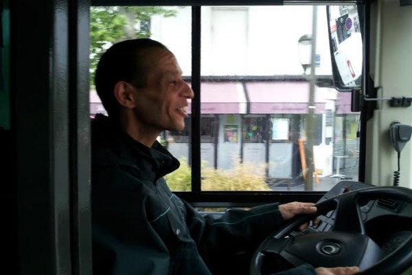 Scoubidou. Conducteur de bus. 289.