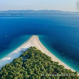 croatie.3 des plus belles plages. Zlatni Rat.lubenice.saplunara.