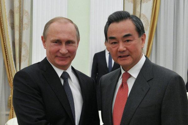 une glace russe pour un chinois !