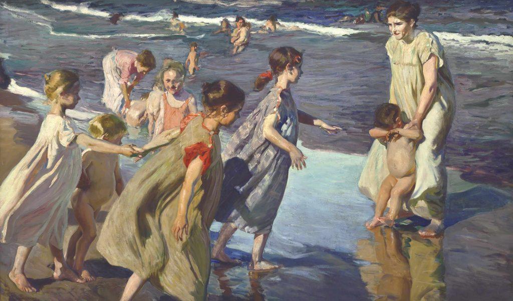 l'été. 1904. La Havane. Museo Nacional Bellas Artes.