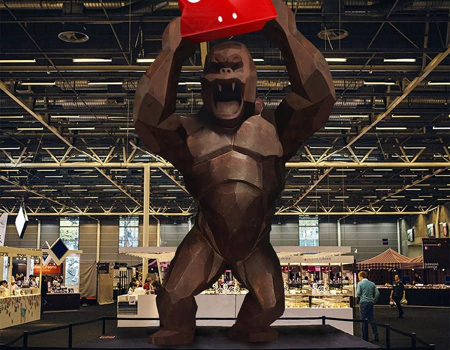 king-kong-au-salon-du-chocolat